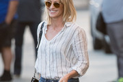 Robin Wright Button Down Shirt