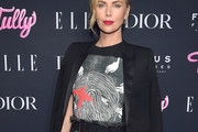 Charlize Theron Graphic Tee