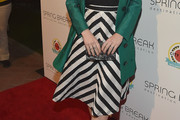Joey King Full Skirt