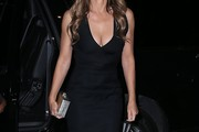 Elizabeth Hurley Little Black Dress