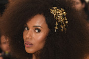 Kerry Washington Afro