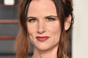 Juliette Lewis Braided Updo