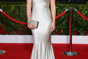 Isla Fisher Evening Dress