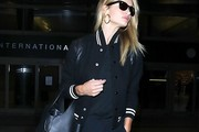 Rosie Huntington-Whiteley Varsity Jacket