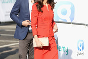 Kate Middleton Skirt Suit