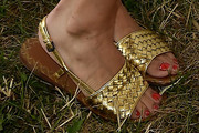 Molly Sims Flat Sandals