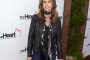 Cindy Crawford Leather Jacket