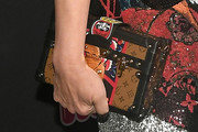 Jennifer Tilly Printed Clutch