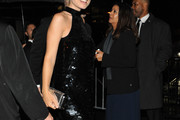 Olivia Wilde Sequin Dress
