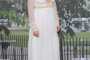 Ellie Goulding Maxi Dress