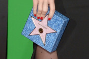 Katy Perry Box Clutch