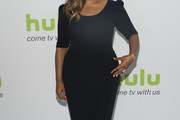 Mindy Kaling Form-Fitting Dress