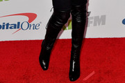 Sarah Michelle Gellar Over the Knee Boots
