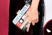 Blake Lively Beaded Clutch