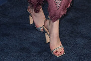 Bella Thorne Evening Sandals