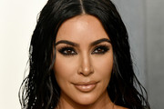 Kim Kardashian Long Center Part