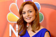 Heather Graham Medium Wavy Cut