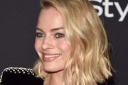 Margot Robbie Short Wavy Cut