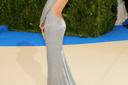 Gisele Bundchen Fishtail Dress