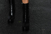 Adele Exarchopoulos Mid-Calf Boots