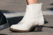 Paula Patton Ankle Boots