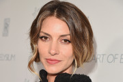 Dawn Olivieri Bobby Pinned updo
