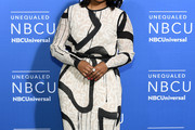Mindy Kaling Print Dress