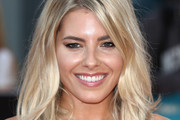 Mollie King Mid-Length Bob