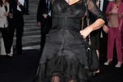 Sophia Loren Little Black Dress