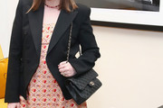 Lena Dunham Quilted Leather Bag