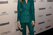 Ashley Madekwe Pantsuit