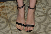 Caitlin Fitzgerald Strappy Sandals
