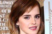 Emma Watson Short Cut With Bangs
