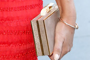 Elizabeth Hurley Box Clutch