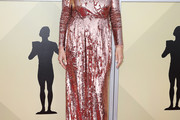 Connie Britton Sequin Dress