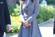 Kate Middleton Tweed Coat