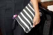 Rashida Jones Printed Clutch