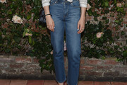 Zosia Mamet High-Waisted Jeans