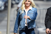 Gwen Stefani Denim Jacket