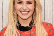 Hayden Panettiere Layered Cut