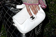 Bella Heathcote Quilted Clutch