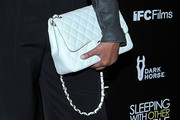 Rachel Roy Quilted Leather Bag