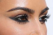 Kim Kardashian Cat Eyes