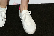 Coco Rocha Leather Sneakers