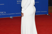Naya Rivera Maternity Dress