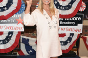 Christie Brinkley Mini Dress