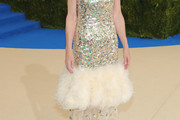 Anna Wintour Sequin Dress