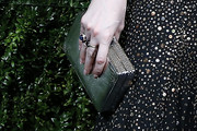 Karen Elson Box Clutch