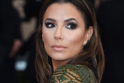 Eva Longoria Medium Layered Cut