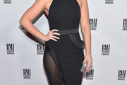 Lauren Alaina Halter Dress